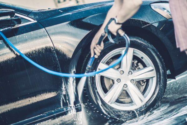 Lavado de vehículos | Lavado autoservicio