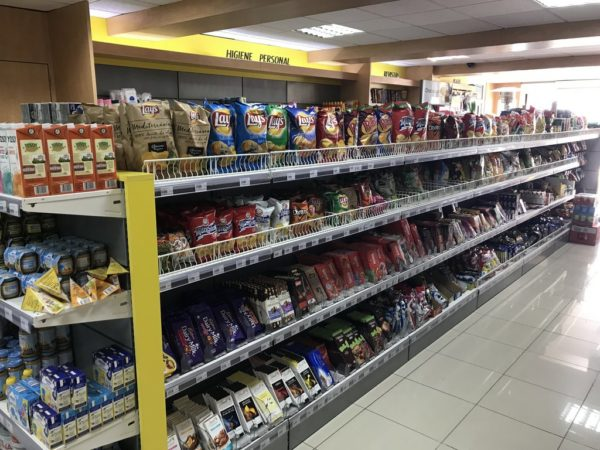 Tienda / supermercado